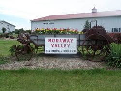 Nodaway Valley Historical Society